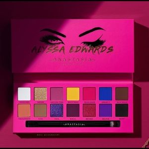 ABH x Alyssa Edwards Don't Dream it'Be it Palette
